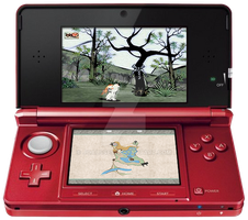 Okami 3DS by Joalsses