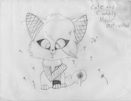 My Cute Mode XD by Almost-Nameless