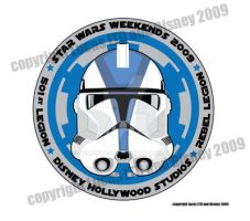 Star Wars Weekend Shirt Front by seanforney