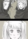 Claymore ch.86 doodle by Biruchi