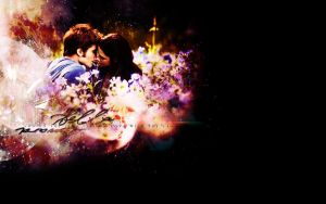 Bella and Edward - Love by Firlachiel