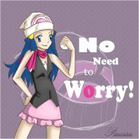Dawn: No Need to Worry by phirecracker