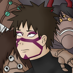 Kankuro's Puppets by SublimeSalt
