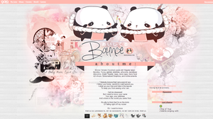 Gaia Profile: Baunce by LuminousCity