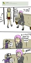 Q-Question 20: Crona Meets Blair? by Ask-CronaMakenshi
