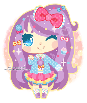 r~bee~chii by Miss-Glitter
