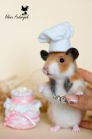 little chef by KittenBlackUA