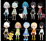 free and OTA cute boys selfy adopts (closed) by i-am-a-fangirl