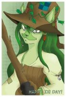 Sophie the Swamp Witch by Narumo