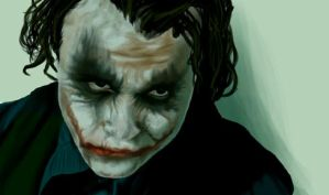 Why so serious? by DanielRoper