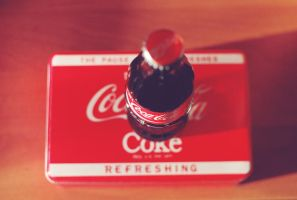 Drink Coca, Eat Cola by Crypt012
