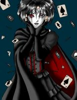 The Queen of Spades by MoiDixMois-fans