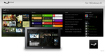 Metro app: Steam for Windows 8 by MetroUX