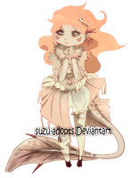 Fishgurl Adoptable Auction (LAST DAY) [CLOSED] by Suzu-Adopts