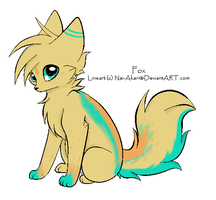 Fox adoptable ~CLOSED~ by LiL-Lolah