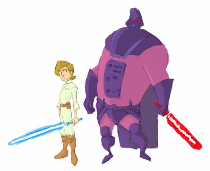 star wars toons by Philip-F1