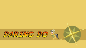 Daring Do Wallpaper by TheSharp0ne