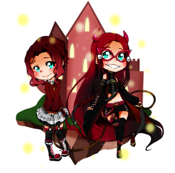 Bwingbwing Commission gift by PiruuMi