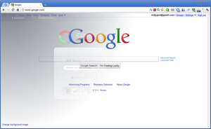 Concept - Chromium Tab Preview by SylkRode