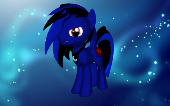 Nightfall is back and looking better then every by FurryDemon665