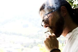 smoker by Picture-Bandit