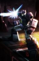 Soundwave by geeshin