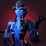 Widowmaker / Amelie Lacroix by lemon100