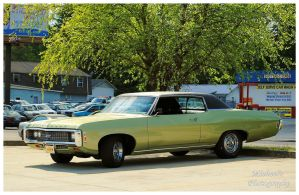 A Nice 1969 Chevy Impala by TheMan268