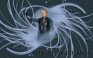 Uther Pendragon by PirateFairy