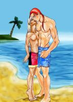 Summer into Winter by tarorae