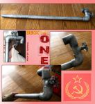 prop: RUSSIA faucet-pipe by Inspiral