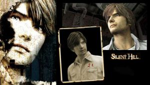 PSP Wallpaper - Silent Hill 4- by ILICarrieDoll