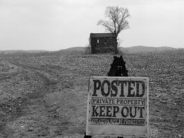keep out by Photogenetic
