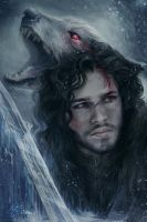 Jon Snow by jasric