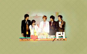 You are F4 forever, my boys by yeuhqh
