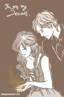 Dramione : You Are My Servant by iiping