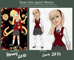 the improvement level is TOO DAMN HIGH. by PrincessMon