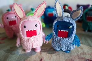 Domo Bunnies! by PiliBilli