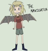 The Navigator by AskAlmostEvil
