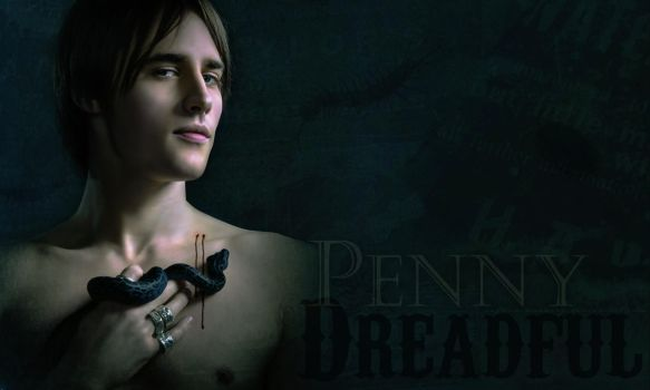 Penny Dreadful :. Dorian Gray by RafkinsWarning