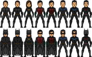 The Batman Legacy by Shepard137