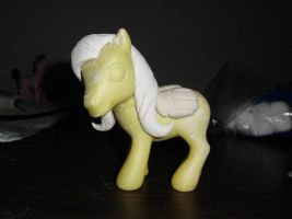 WIP: My Little Pony 'Old Meets New' Custom 2 by UniqueTreats
