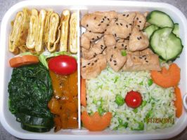 Bento No. 8 by kittyfan228