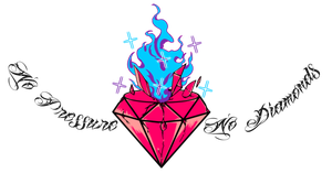 Sacred Diamond Tattoo by Space-Drive-Overdose