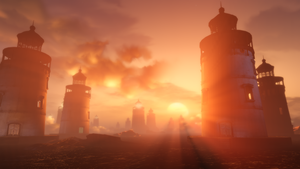 Bioshock Infinite - Lighthouses by NDC880117