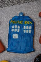 Gingerbread TARDIS by Metallicar-67