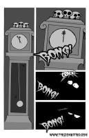 Hallowhaus Issue 3 - Page 1 by thezombified