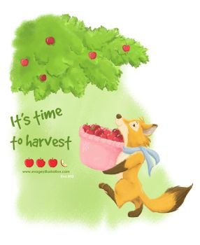 Its time to harvest by billchan