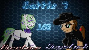 Pony Kombat New Blood 4 Round 1, Battle 7 by Macgrubor