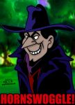 Cartoon Villains - 052 - Hornswoggle! by CreedStonegate